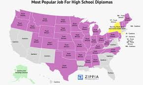 Most Common Job The Most Common Jobs For Every Education Level Zippia