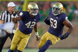 First Look Projecting Notre Dames 2019 Defensive And