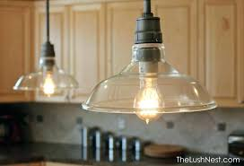 seeded glass pendant lights colored light torus one shade large hand seeded glass pendant light colored