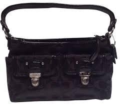 Coach Signature Shoulder Bag ...