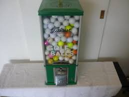 Golf Ball Vending Machine Enchanting GOLF BALL VENDING Machine 4848 PicClick