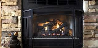 vented vs ventless gas fireplace logs