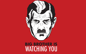1984 Big Brother Is Watching You ...