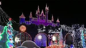 Enanders Christmas Lights 2018 Winter Wonderland Christmas Lights House In Scottsdale 4k
