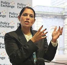 Priti patel has resigned moments after meeting with theresa may over a dozen secret meetings held in israel. Priti Patel Wikipedia
