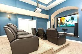 basement color ideas the most bedroom paint colors finished image of regarding 19