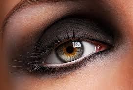 نتيجة بحث الصور عن مكياج العيون المبطنة والعيون المنتفخة والعيون الواسعة