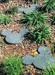 decorative garden stepping stones. Decorative Stepping Stones Garden Large Size Of Hilarious With Mickey