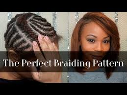 Braid Pattern For Sew In With Leave Out Inspiration 48 Braid Down Patterns For Crochet Braids Quick Weaves