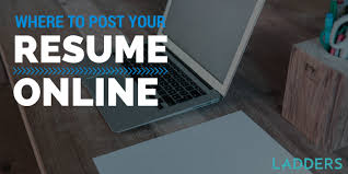 Resume Posting Amazing Where To Post Your Resume Online Posting Resume Online Tips Ladders