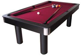 Combination Pool Table Dining Room Table Longoni Red Devil Pool Table 7 Ft 8 Ft Liberty Games