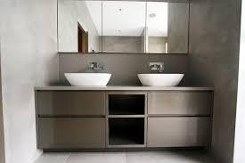 vanity units ikea on cute bathroom