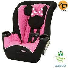 disney minnie mouse safety baby car