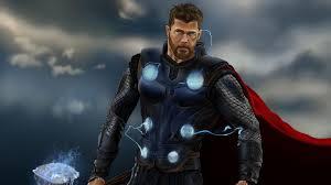 Thor Neon Wallpaper Hd - Novocom.top