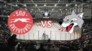 Sudbury Wolves Arena Seating Chart Soo Greyhounds Vs Sudbury Wolves Gfl Memorial Gardens