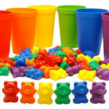 Counting Toys For 2, 3, 4, 5 Year Olds Babies, Math Counting Toys ...
