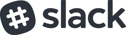 Slack Monochrome Black — Print - slack file | Logo inspiration ...