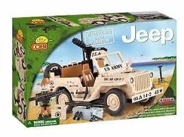 <b>Конструктор Cobi</b> Small Army <b>Jeep</b> 24113 Пулемет Гатлинга ...