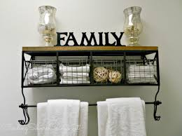 making bathroom cabinets: full size of  smart personalization of diy bathroom storage ideas with family letters and additional baskets