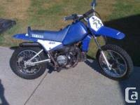 yamaha 80cc dirt bike for sale. selling my sons 1996 yamaha pw80 dirt bike. we have had 80cc bike for sale