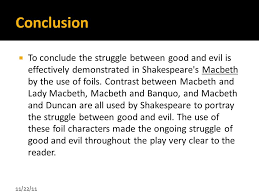 macbeth group presentation ppt video online  conclusion