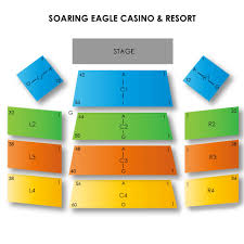 Soaring Eagle Seating Chart Indoors Soaring Eagle Casino And Resort Tickets
