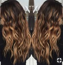 Light Caramel Ombre Hair Pin By Kayley Gibson On Hair And Nails In 2019 Hair Color