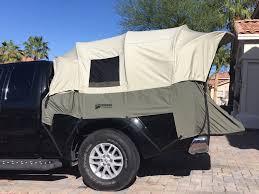 Kodiak Canvas Truck Tent Mid-Sized 5.5' - 6' Bed