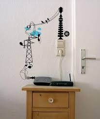 ideas to hide the wires 15