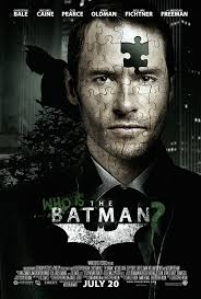 BATMAN 2012: The Dark Knight Rises