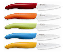 KYOCERA To Double Shipments Of Ceramic Kitchen Knives Company Ceramic Kitchen Knives