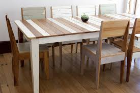 reclaimed wood dining table nz home decor laux