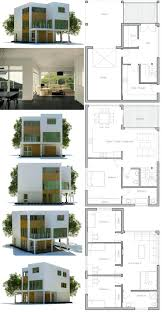 minimalist house plans small design australia nz home designs modern narrow lot with front garage floor for houses lafer
