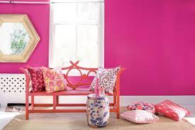 Kết quả hình ảnh cho màu sơn nhà hồng