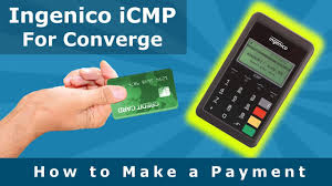 Get up to speed by checking out our dedicated. Make A Payment On Ingenico Icmp Converge Gateway Youtube