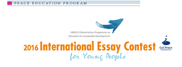 international essay contest for young people armacad