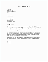letter format apology official apologize new formal as to court