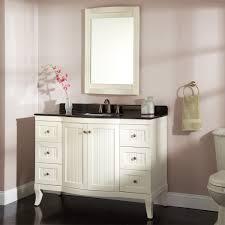 bathroom single sink vanities. free standing white bathroom vanities in single vanity type with drawers made of wood and black top sink