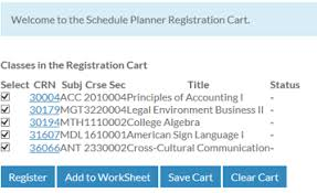 Class Planer Class Scheduler Office Of The Registrar Msu Denver