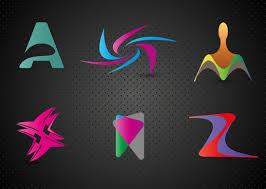 Free Download Letter 3 Letter Logo Design Free Vector Download 73 342 Free
