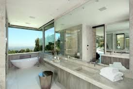 ... Interior Design View In Gallery Powder Room With Clean Countertops  Bedroom Exotic Frightening How To Organize Bathroom ...