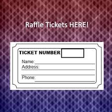 raffle tickets raffle ticket template 8 blank raffle tickets per page party work christmas raffle tickets