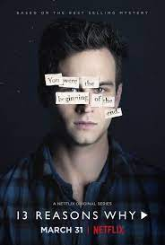 13 REASONS WHY Character Posters ...