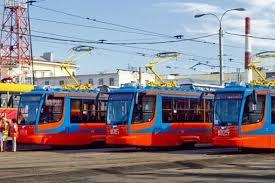 Новости общественного транспорта России Трамваи и троллейбусы В Уфе разработают проект скоростного трамвая