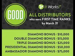 it works diamond bonus it works global distributor bonuses it works freedom 2014 youtube
