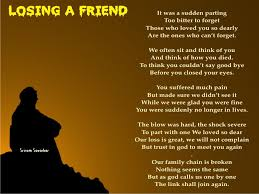 Losing A Friend Quotes Delectable Death Of A Friend Quote Quote Number 48 Picture Quotes Download