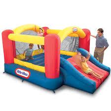 Little Tikes Jump n' Slide Bouncer at Little Tikes