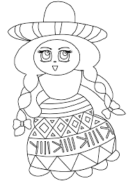 Small Picture Unique Mexico Coloring Pages Free Downloads Fo 3880 Unknown