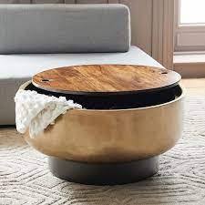 25 cool coffee tables with storage