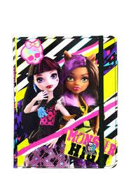 <b>Monster High</b> Набор детской косметики в чехле для <b>планшета</b> ...
